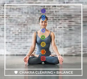 Chakra Clearing and Balance Course